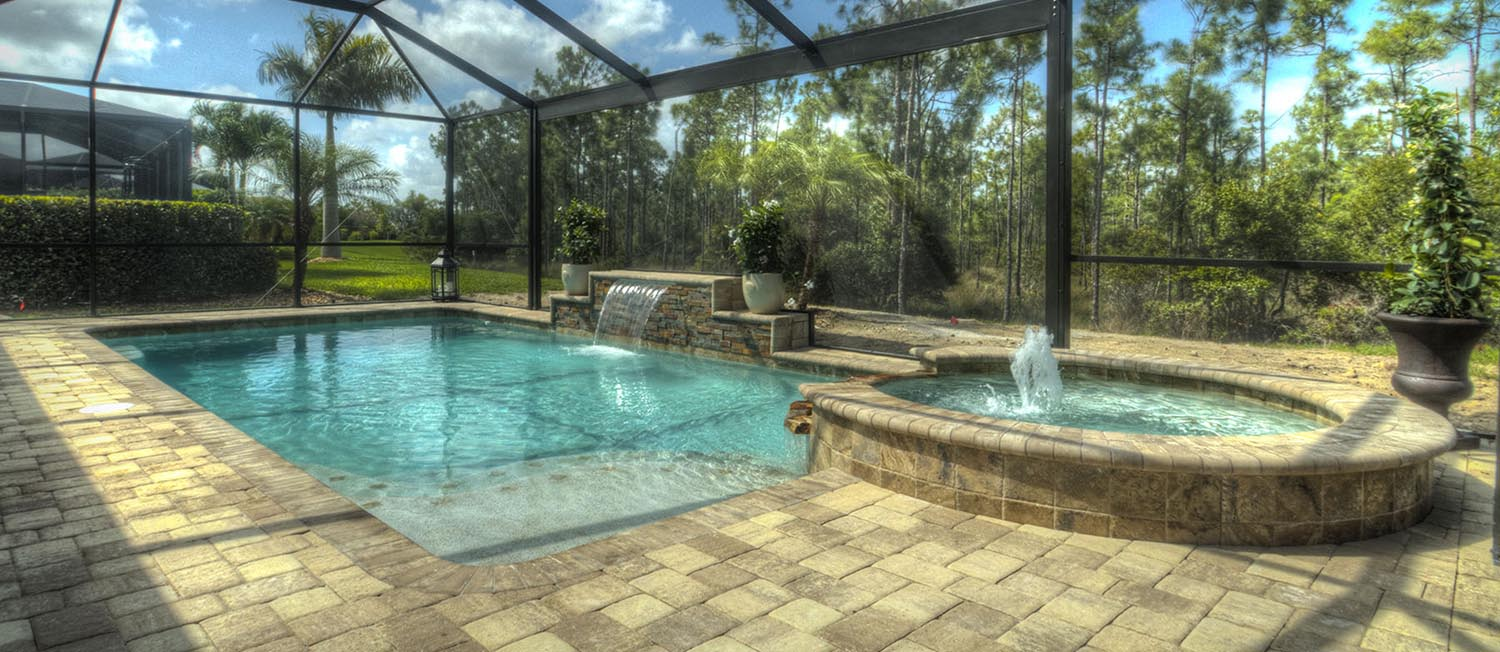 Southwest Florida Pool Builder Swimming Pool Contractor